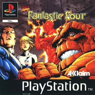 Screenshot Thumbnail / Media File 1 for Fantastic Four [NTSC-U]